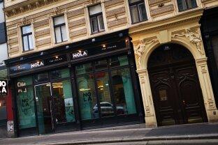 Das modern designte italienische Gastrolokal in der Josefsstadt soll vermietet werden!