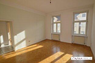 Helle 2-Zimmer-Altbauwohnung | Nähe Sonnwendviertel | provisionsfrei