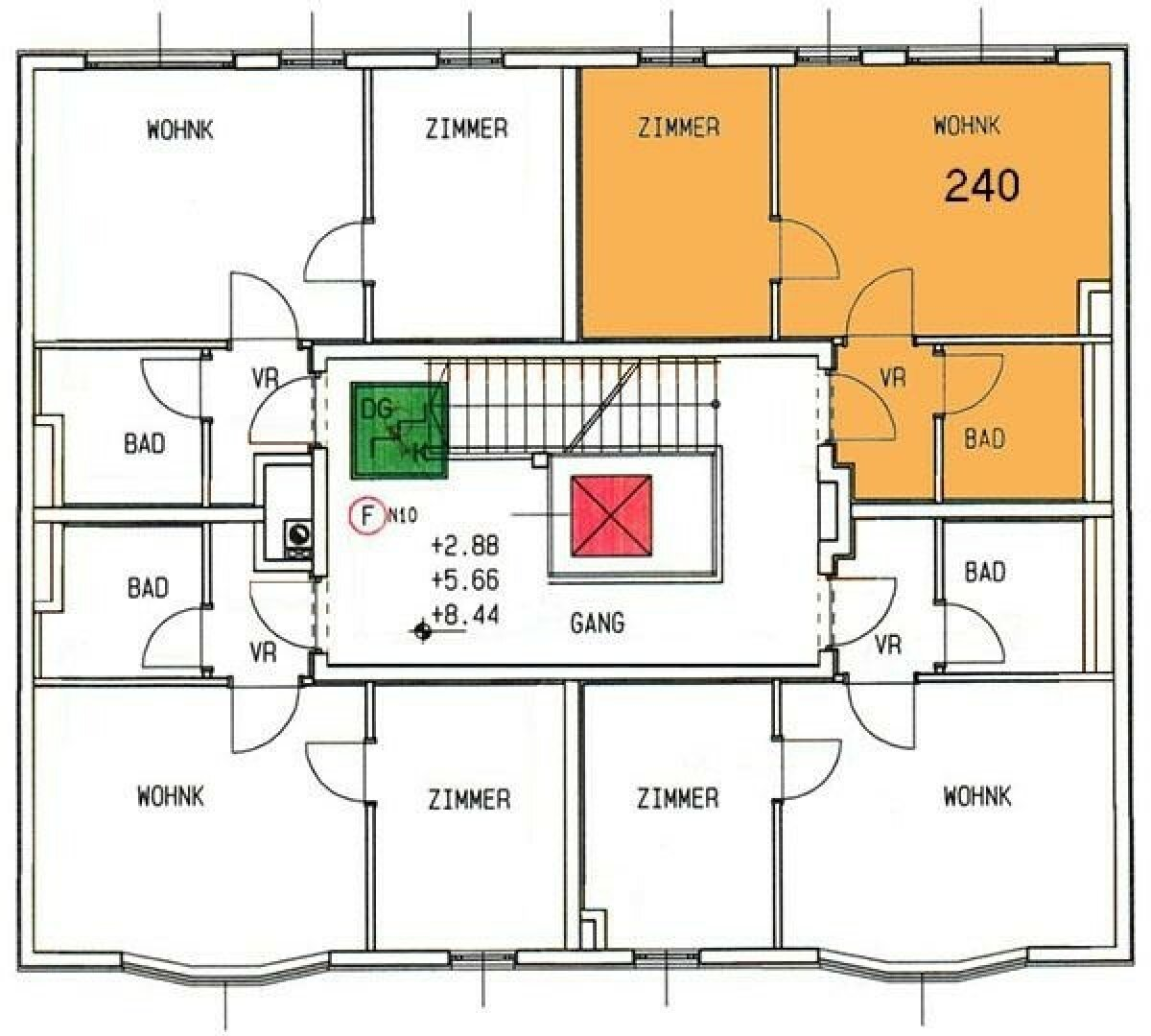 Plan / floorplan