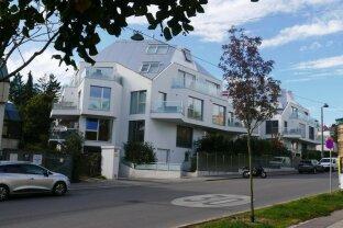 Moderne Dachgeschosswohnung mit 4 Terrassen