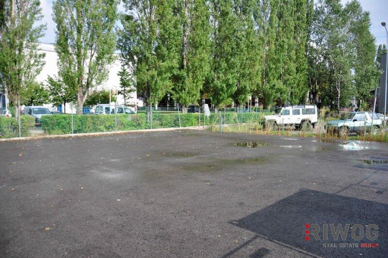 511m² asphaltierte Freifläche in Autobahnnähe!