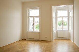 Generalsanierte 4-Zimmer-Altbauwohnung nahe Palais Liechtenstein