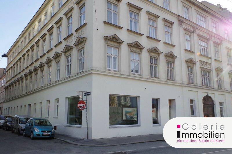 Topsaniertes Geschäftslokal/Büro mit hohen Gewölbedecken - U4 Kettenbrückengasse Objekt_31853 Bild_522