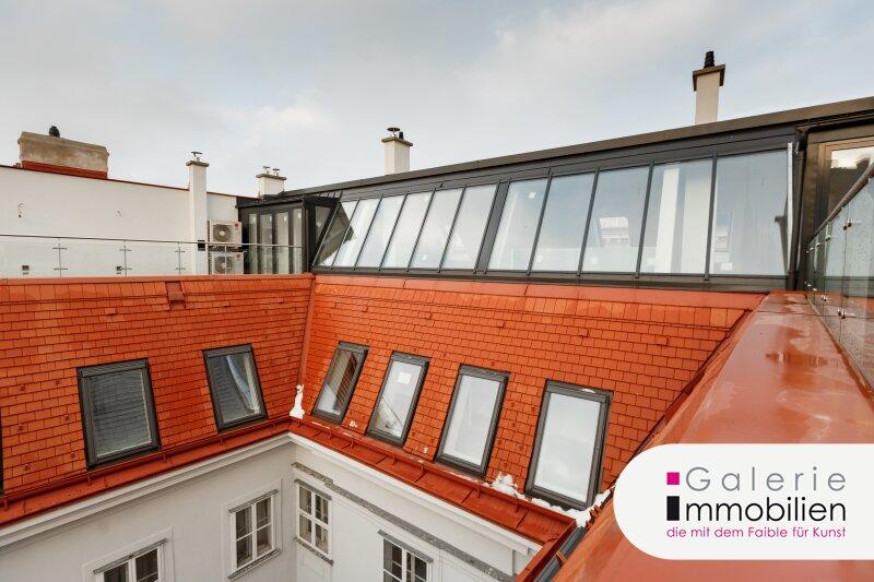 Fernolenthaus - Erstbezugsmaisonette beim Rochusmarkt - große Terrassen Objekt_35162 Bild_364