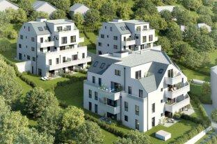 Stylisches Neubauprojekt perfekt Eigennutzer und Anleger! PROVISIONSFREI! 43-101m²