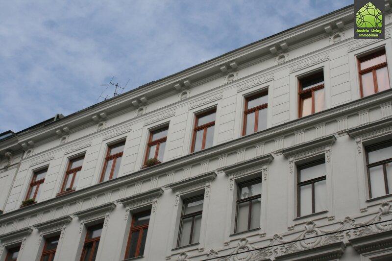Dachgeschoßwohnung mit großer Terrasse und Rundumblick! /  / 1050Wien / Bild 9