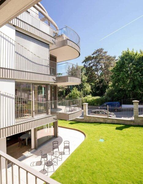Top-rentals!! Entzückende Gartenwohnungen oder Terrassenwohnungen  Kaasgraben Residenzen