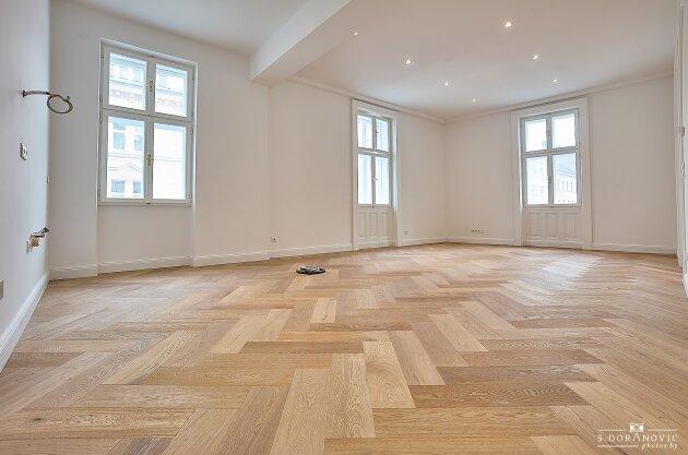 Foto von NEU! ++ RARITÄT ++3 Zimmer-Altbauwohnung in 1090 Wien ++ KERNSANIERT ++