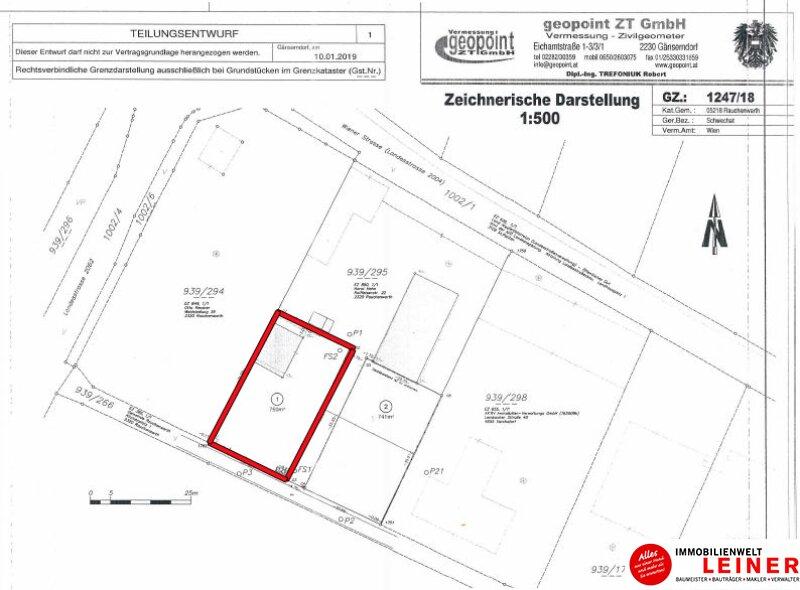 MIETANBOT LIEGT VOR! Betriebsgrundstück mit Lagerhalle in Rauchenwarth - Nähe Wien und Flughafen Objekt_9342 Bild_136