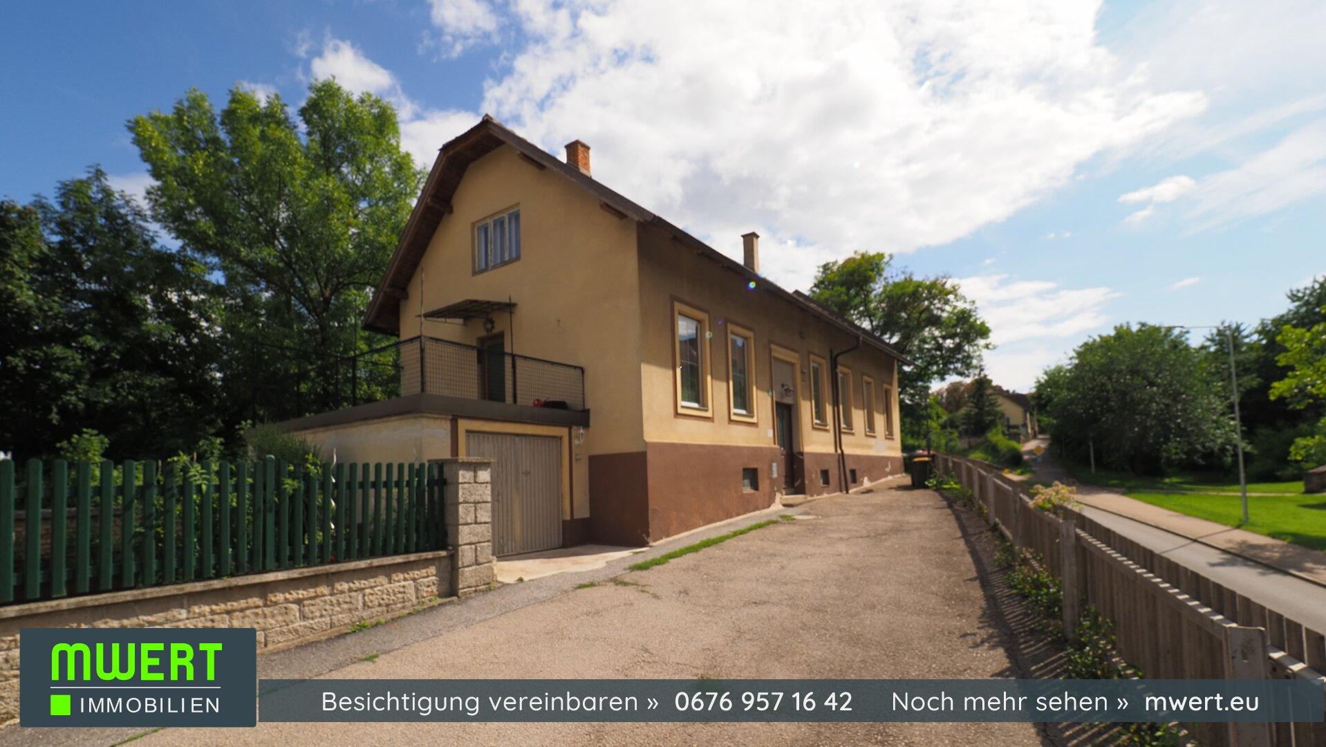 Haus im Waldviertel, Eggenburg