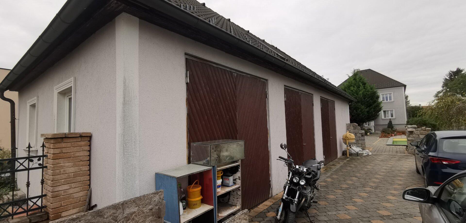 Garage, 3-fach