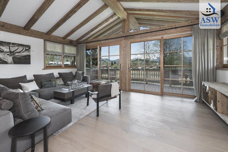 Luxuriöses Landhaus mit Indoor-Pool im Kitzbüheler Zentrum /  / 6370Kitzbühel / Bild 1