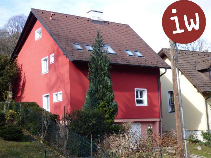 Reizendes Einfamilienhaus in herrlicher Grünruhelage Objekt_508
