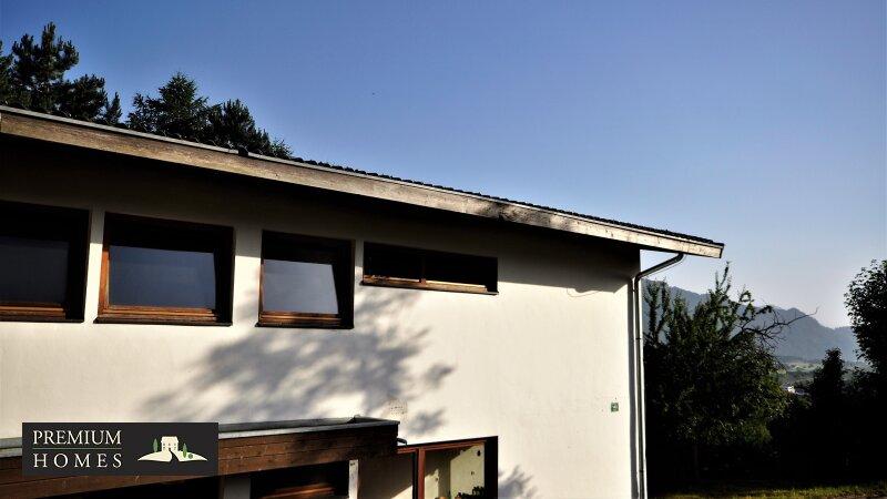 BREITENBACH am Inn - Alte Villa auf riesigem Grundstück zur Sanierung_Ansicht Richtung Norden