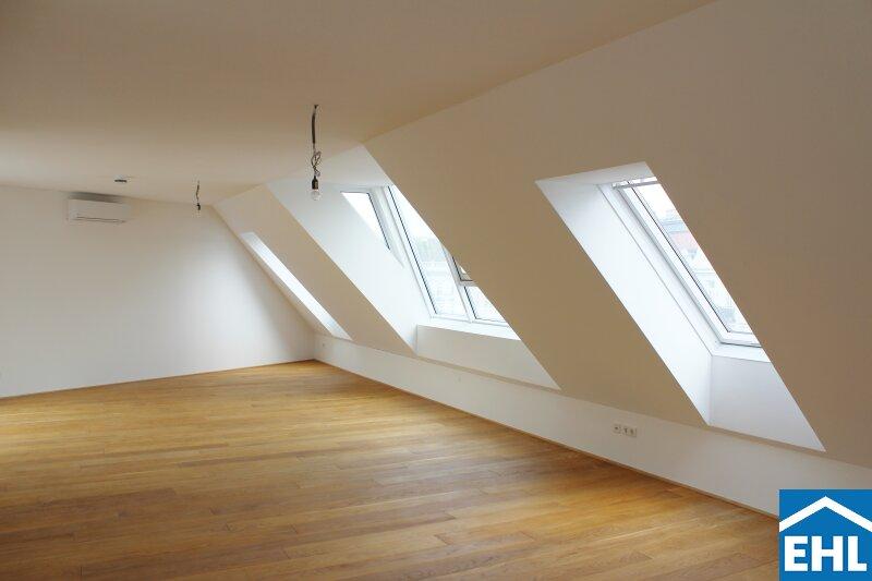 Klimatisierte, sanierte Dachgeschosswohnungen in wunderschönem Gründerzeithaus /  / 1090Wien / Bild 6
