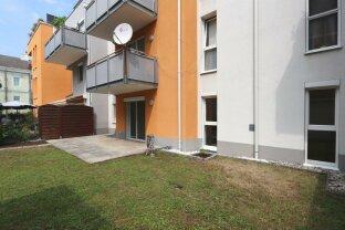 Schöne 3-Zimmerwohnung mit großem Südgarten inkl. Garage