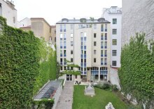 Ruhiges Single-Appartement