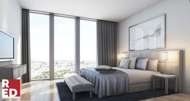 2 Zimmer Wohnung mit Ausblick Süd Anninger / Wienerwald