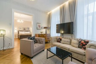 DESIGN-MÖBLIERTES CITY-APARTMENT // CHARMING DESIGN-FURNISHED APARTMENT