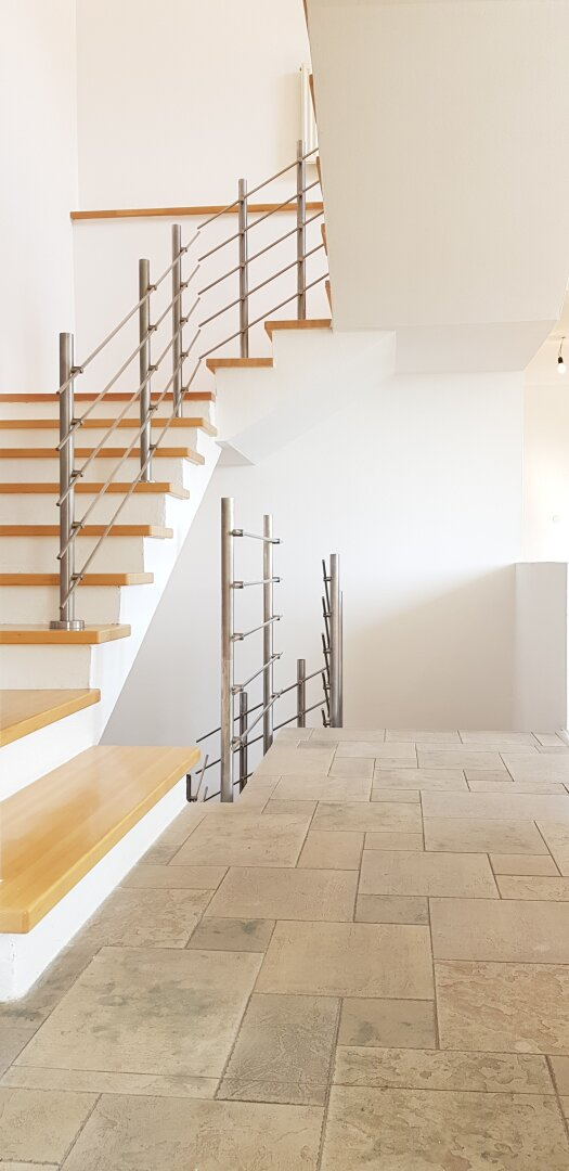Treppenaufgang Keller