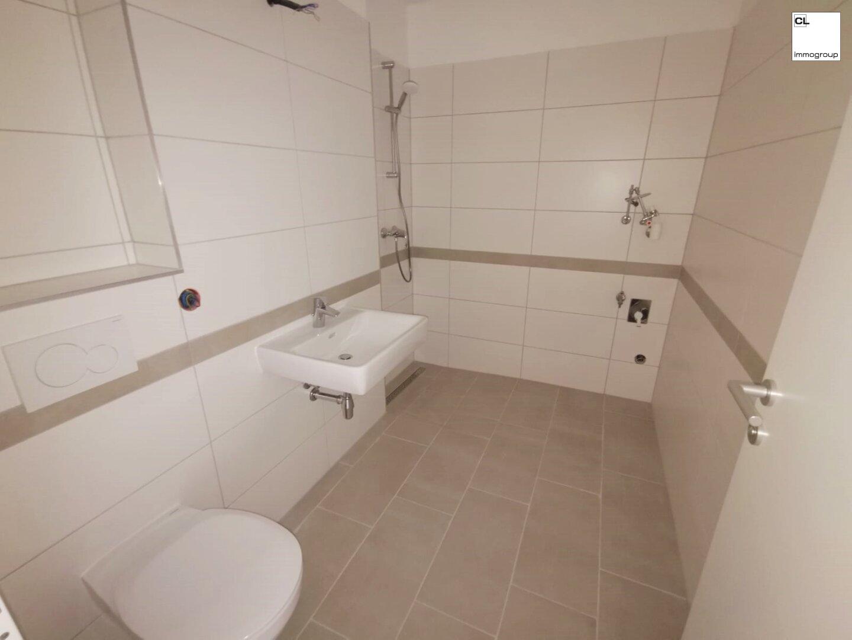 Badezimmer und Dusche Demo