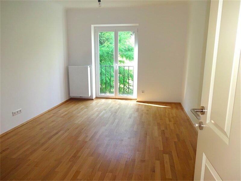 Bildhübsche 3-Zimmer Wohnung mit herrlichem Grünblick von allen Zimmern, Erstbezug nach Sanierung, direkt beim Pötzleinsdorfer Schloßpark, Bus 41A + Linie 41! /  / 1180Wien / Bild 10