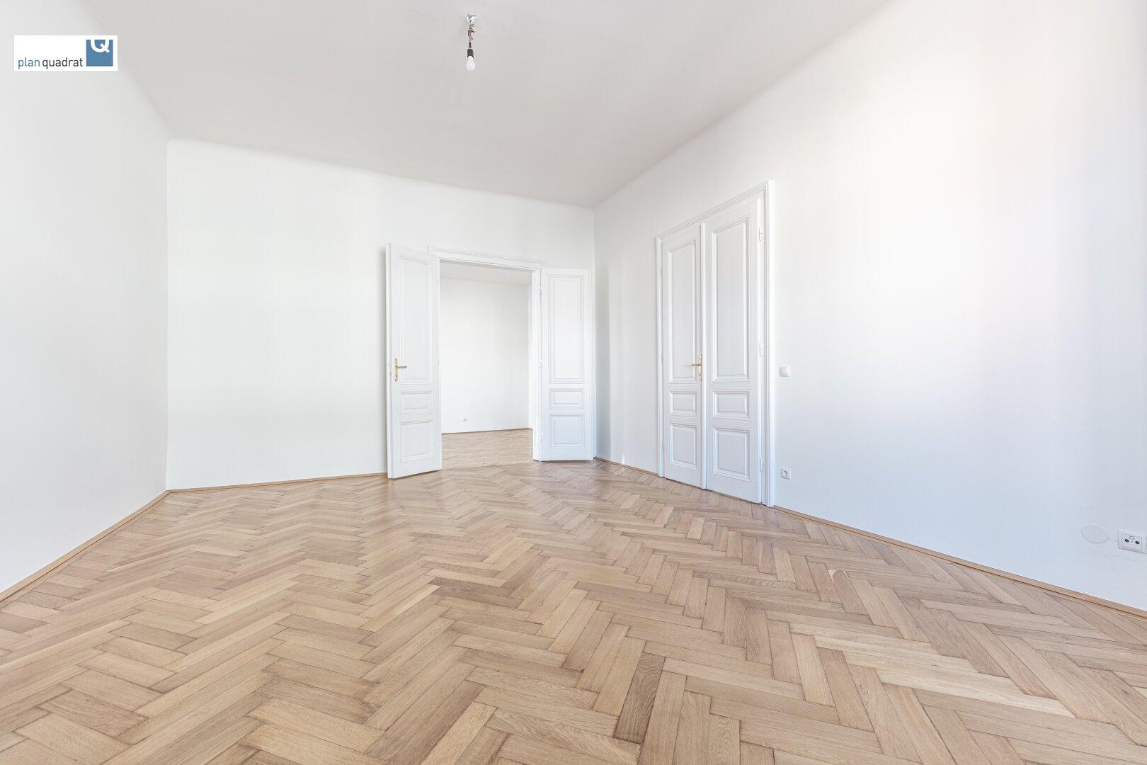 Zimmer 2 (ca. 28,80 m²)