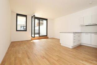 Stadtplatz - Hoftrakt - 2 Zimmer Wohnung mit Terrasse