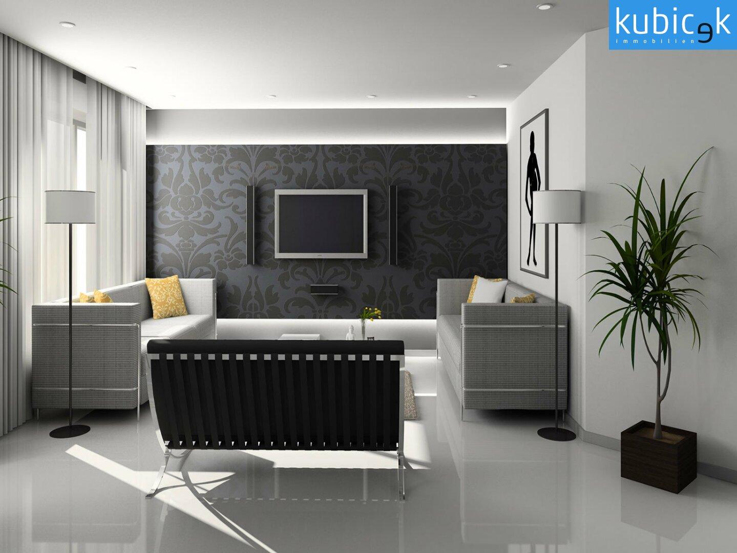 Symbolbild Wohnzimmer