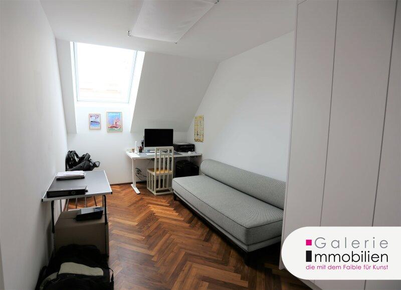 Außergewöhnliche DG-Wohnung mit Terrasse auf Wohnebene - Garagenplatz Objekt_34973 Bild_56