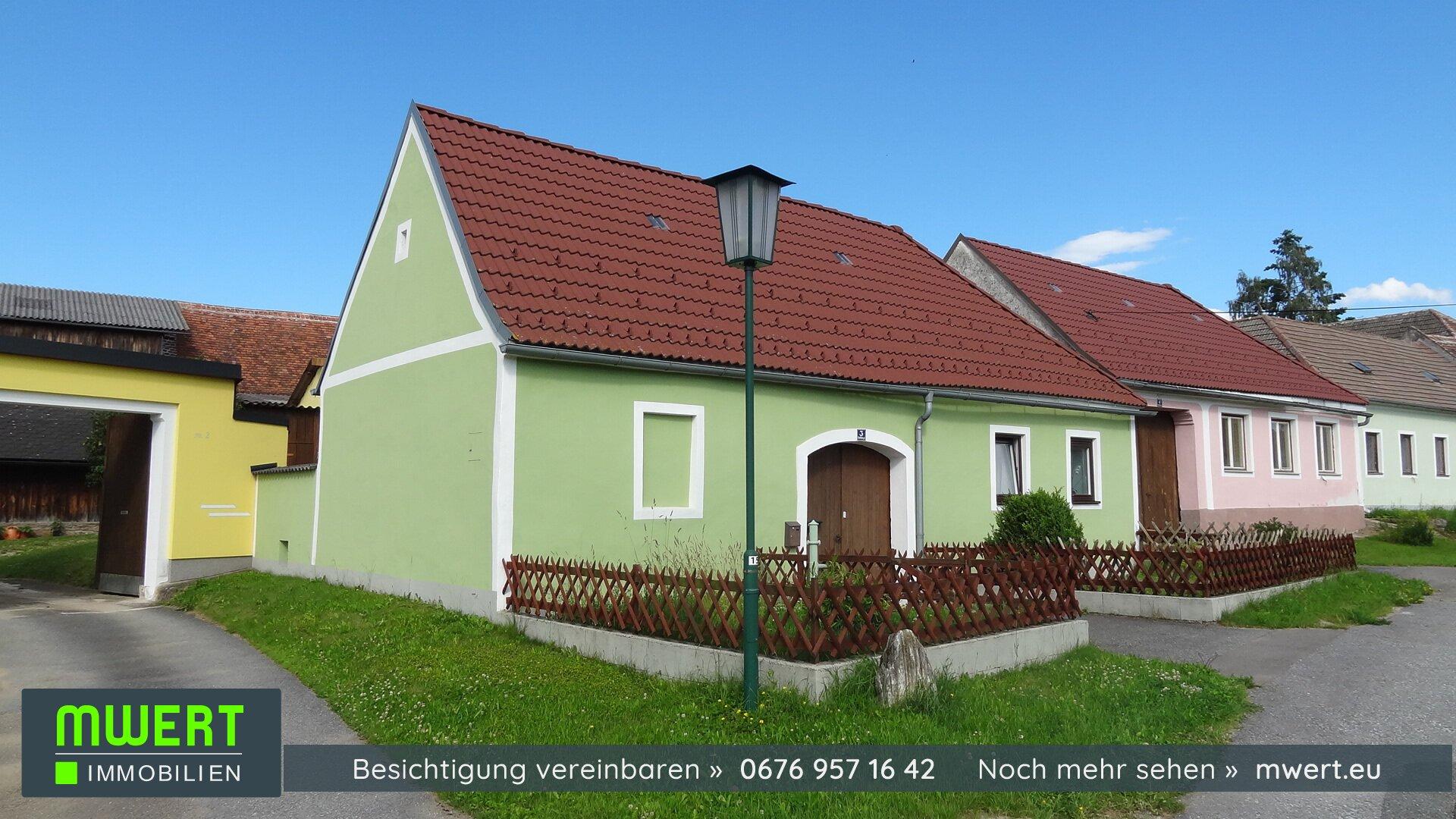 Haus im Waldviertel, Tröbings