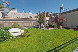 DACHGARTEN NÄHE OPER | 4-Zimmer-Dachgeschoß-Wohnung | roof-top-garden 4-room-penthouse near opera