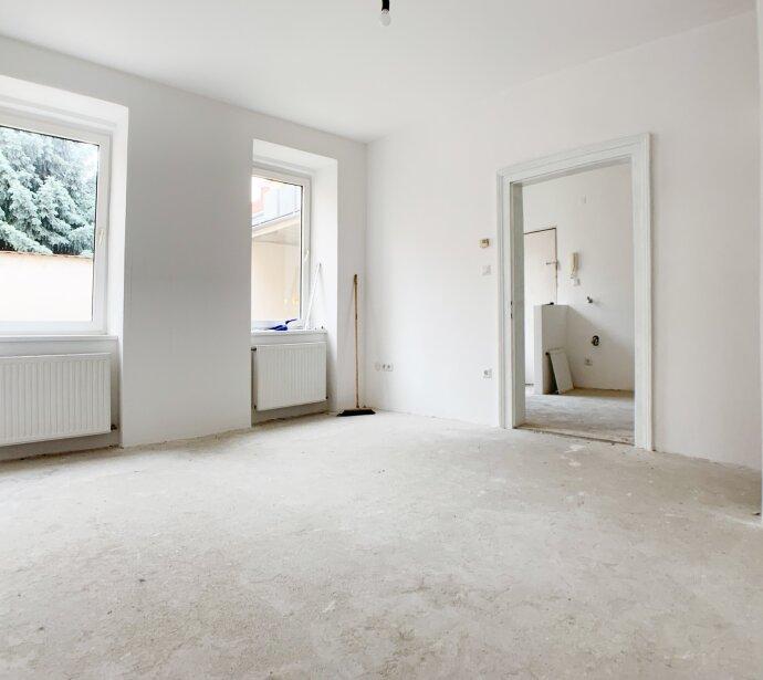 Kleine Starter-Wohnung, nur 5 Minuten zur U6 Floridsdorf - provisionsfrei!