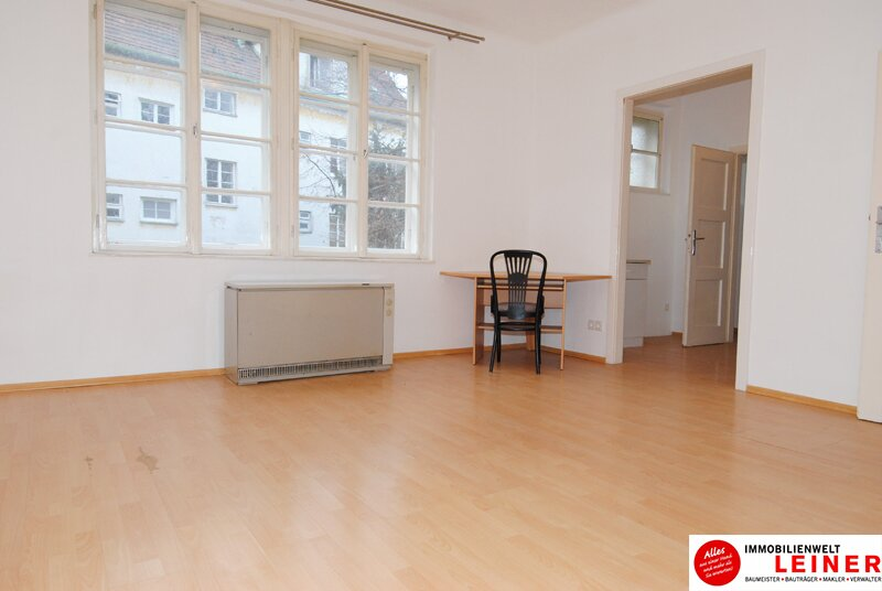 Schwechat: ideales Arbeiterquartier - 1 Zimmer Mietwohnung in Bahnhofnähe! Objekt_9822 Bild_434