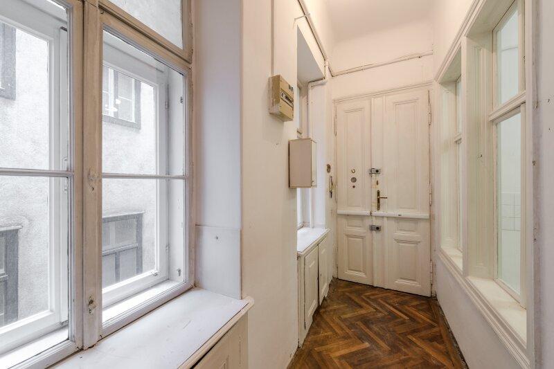++NEU++ Sanierungsbedürftige Stilaltbauwohnung in aufstrebender Lage! 4-Zimmer möglich! /  / 1150Wien / Bild 8