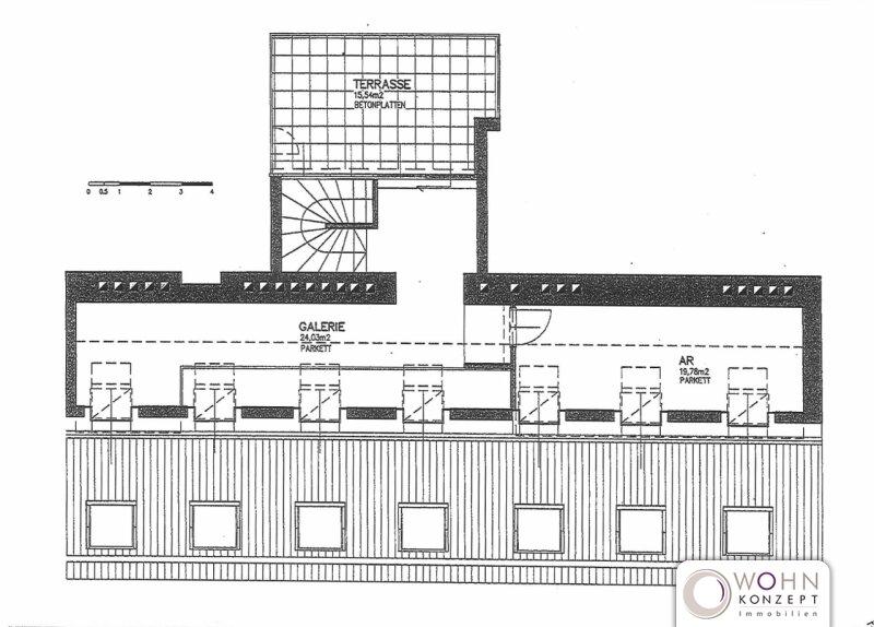 Naschmarkt: 146m² DG-Wohnung + Terrasse - 1060 Wien /  / 1060Wien / Bild 3