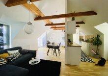 ++TRAUMLAGE++ Geförderte 2 Zimmer Dachgeschosswohnung in St. Radegund