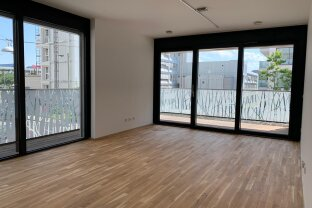 TOP Lage! - Zentrale 3-Zimmerwohnung mit Terrasse Nähe Hauptbahnhof