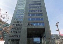 Arbeiten in einem Tower, U1