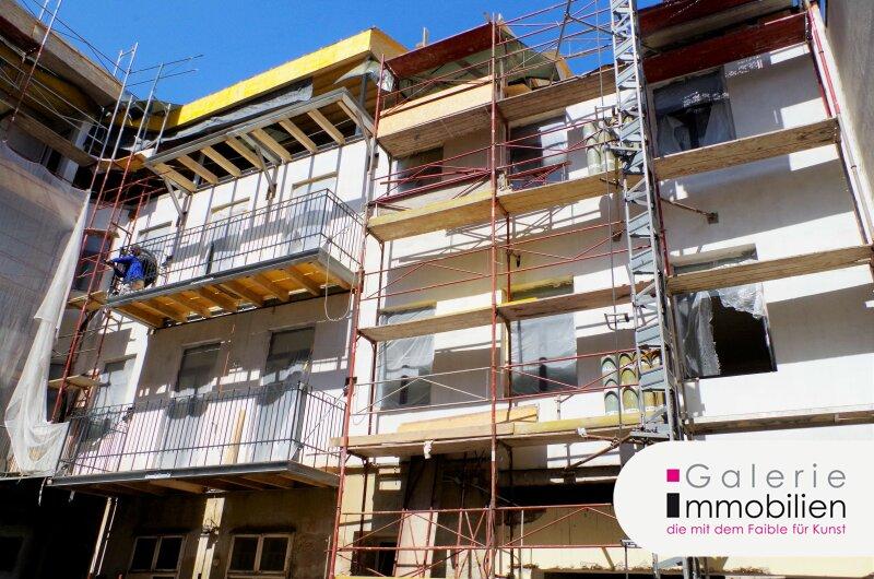 Nähe Naschmarkt - Exklusive Altbauwohnung mit Balkon in revitalisiertem Biedermeierhaus Objekt_33074