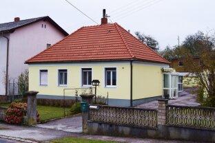 leicht begehbares, Einfamilienhaus mit Wintergarten und Sauna
