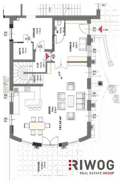 HERRSCHAFTLICH Wohnen - High-End Villa-Residenz auf höchstem Niveau - TOP 1 /  / 1220Wien / Bild 2