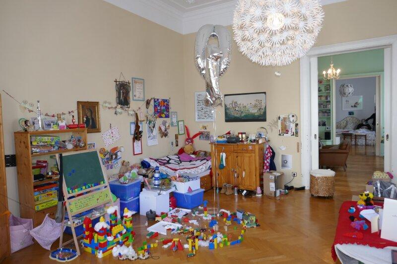 Herrschaftliche Altbauwohnung zwischen Parlament und Rathaus /  / 1010Wien / Bild 9