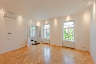 3 Zimmer Büro nahe U4 Ober St. Veit - repräsentative Büroräumlichkeiten in Hietzing!
