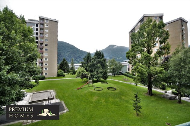 WÖRGL - 3 - Zimmer ANLEGER-Wohnung Blick Richtung Süden