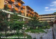 SALAMANDER 3.D5 - 2 Zimmer-Dachgeschoßwohnung