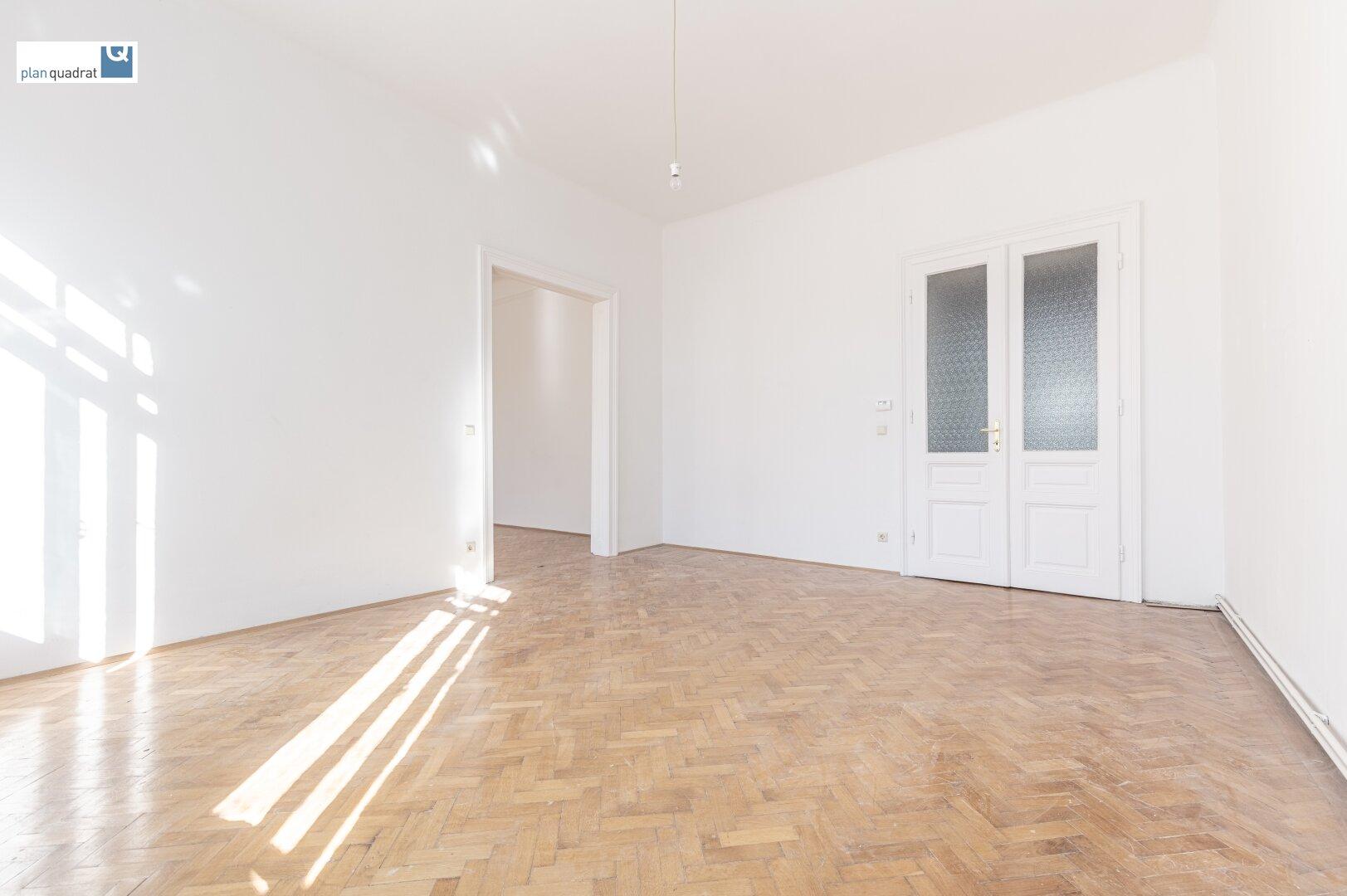 Zimmer 2 (gem. Wohnungsgrundriss)