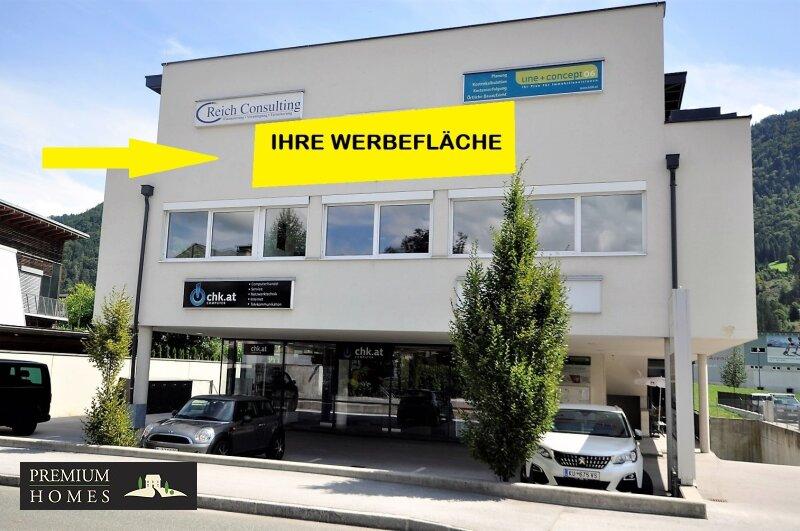 WÖRGL_ ANLAGE_ Rendite_Objekt im Zentrum von Wörgl ca. 4,00 % p.a _ Geschäftsfläche zu verkaufen_Haus_Ansicht _Richtung Norden