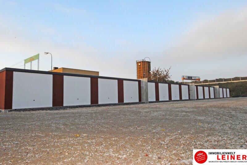 Schwechat - Garagenboxen zu mieten - Einfahrt: 2,30 m hoch und 2,86 m breit Objekt_228 Bild_2