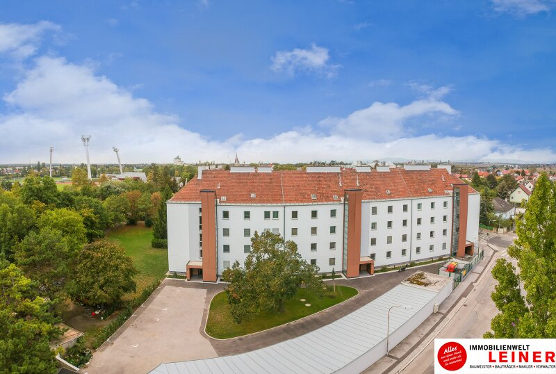 Schwechat - Rannersdorf:  herrlich ruhige 2 Zimmer - 48 m² Mietwohnung in bester Lage! Objekt_9868 Bild_565